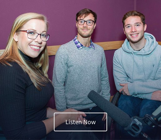 Find out more about our Lets Talk About It podcast