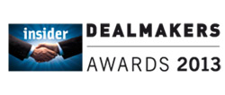 Dealmakers Awards 2013