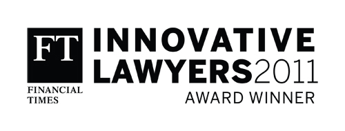 Financial Times Innovative Lawyers 2011