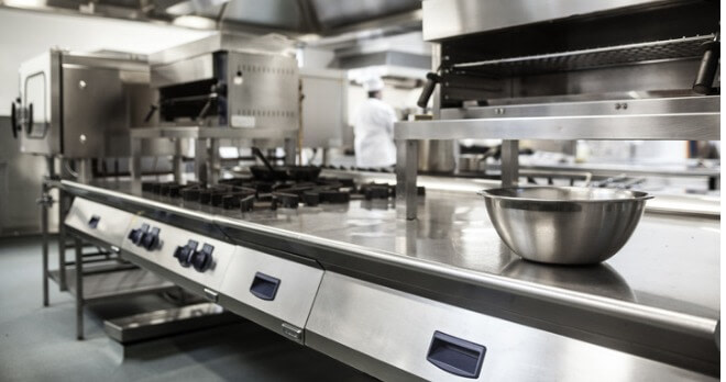 Commercial Kitchen Claims