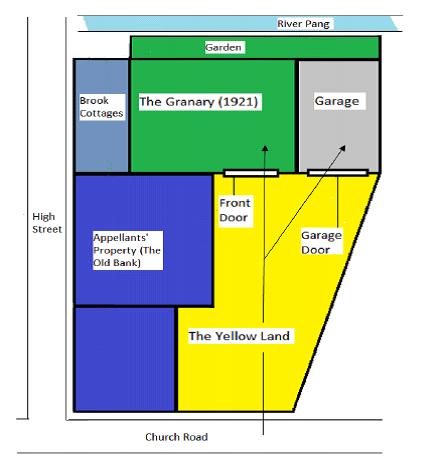 Property Plan - Crown Copyright ©