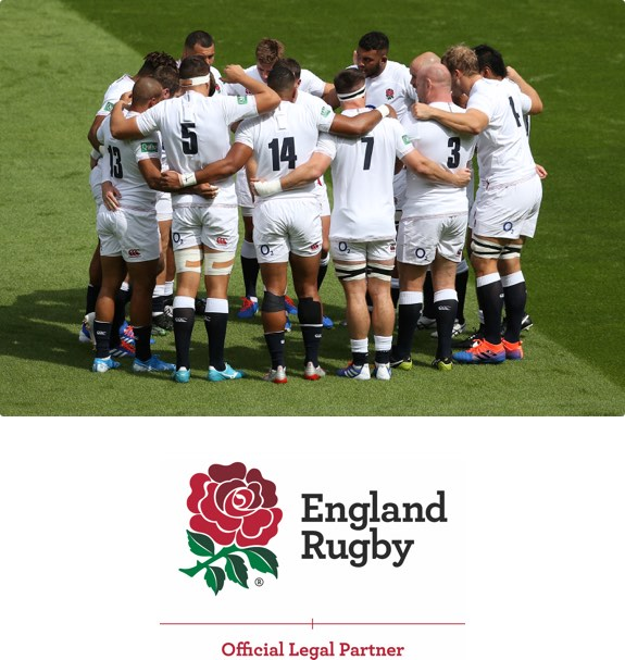 England Rugby Union Team