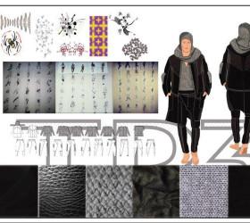 Licenciatura en Diseño de Indumentaria y Textil