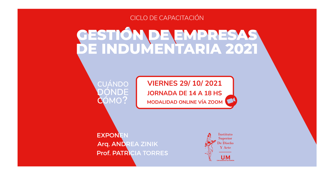 GESTIÓN DE EMPRESAS DE INDUMENTARIA 2021