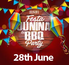 ISE Festa Junina BBQ Party 28 06