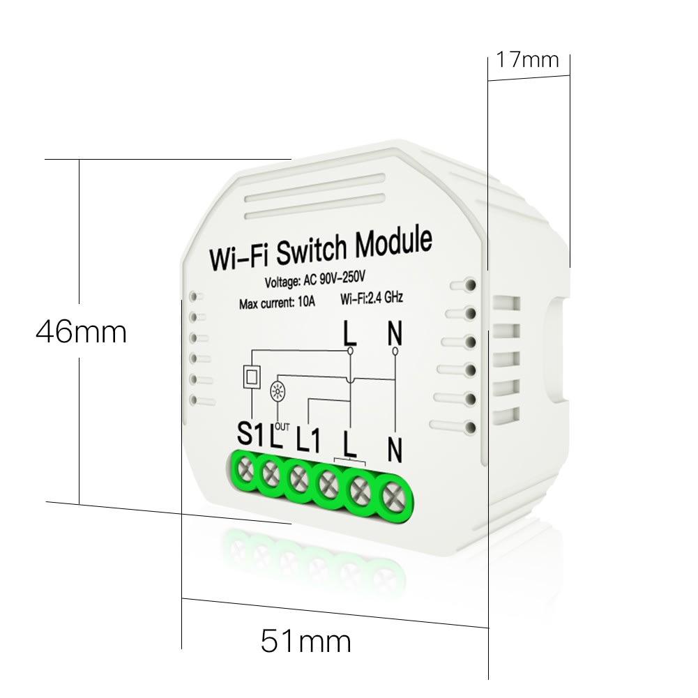 przekaznik-dopuszkowy-gniazdko-wifi-wifi-switch-module-iShack