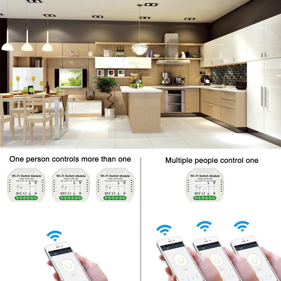 przekaznik-dopuszkowy-gniazdko-wifi-wifi-switch-module-2-iShack