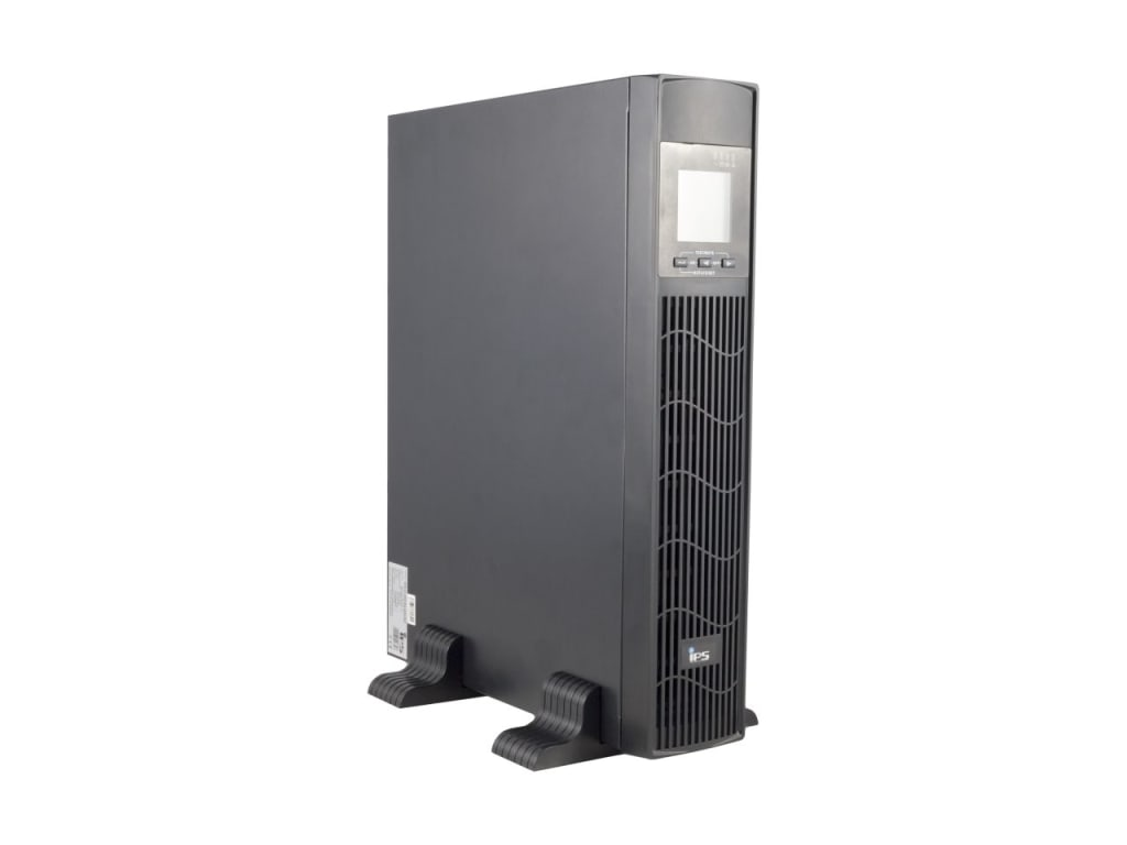 Zasilacz UPS RTS-LI-1k0-2U-2×7