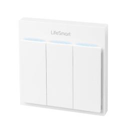 LifeSmart BLEND Light Switch (3 Gang)