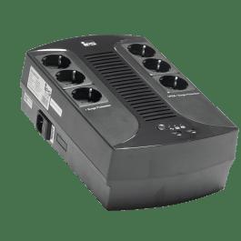 Zasilacz UPS DM-LI-0k6-PC-1×7