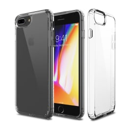 Patchworks Lumina iPhone 8/7/6 Plus – Clear / Clear