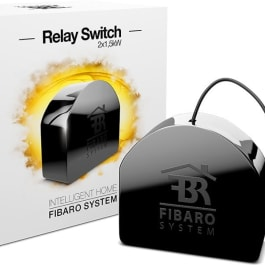 FIBARO Relay Switch 2×1,5kW