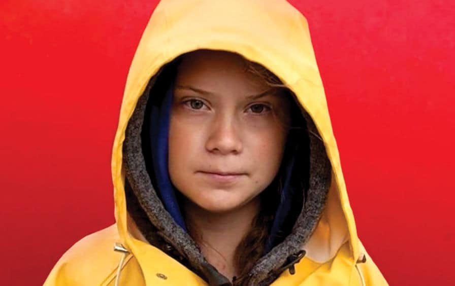 Pénteken a jövőért! - Greta Thunberg   Globális sztrájk március 15-én!
