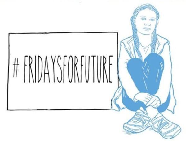 Pénteken a jövőért! - Iskolasztrájk