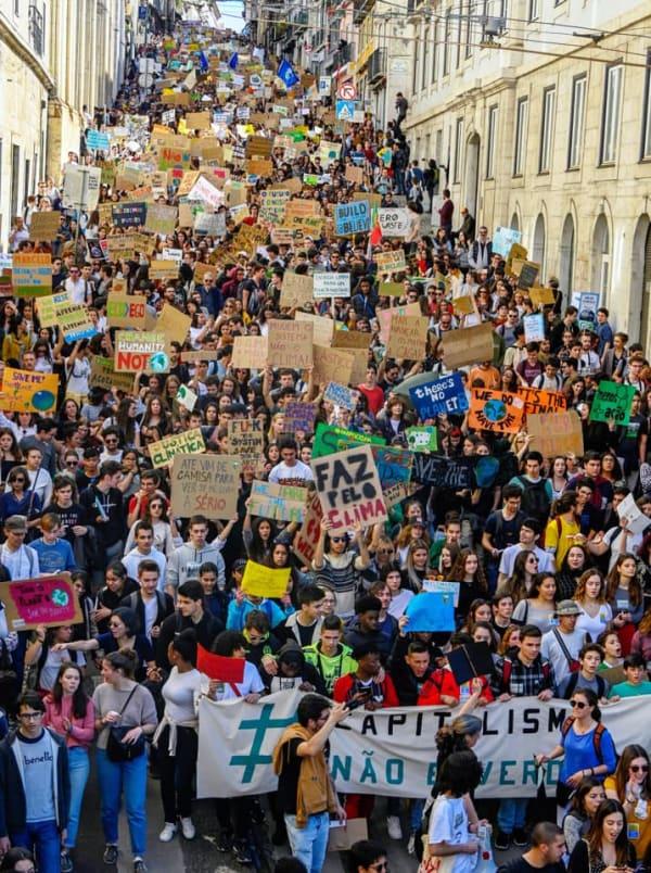 Pénteken a jövőért! - Iskolasztrájk | Greta Thunberg