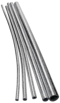 Tubos con Aluminio