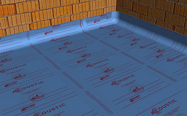 En cada esquina de la habitación debe asegurarse que el material copie la forma de la misma y quede conformado un ángulo de 90°.