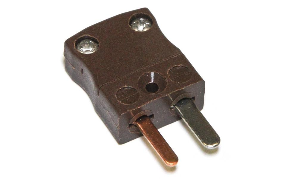 Miniature Type T Thermocouple Connector
