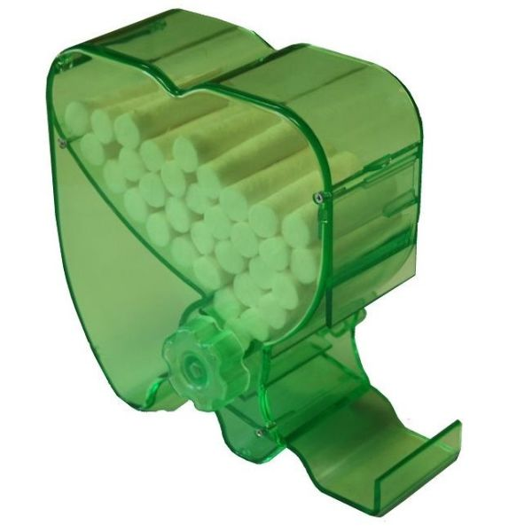 Cotton Wool Roll Dispenser