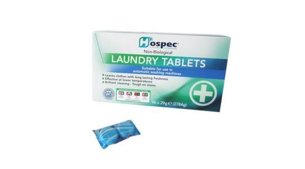 Hospec Non-Biological Laundry Tablets