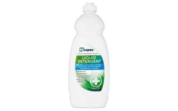 Hospec pH Neutral Liquid Detergent
