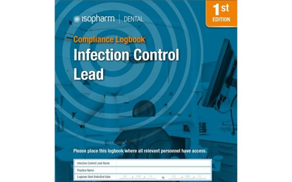 Infection Control Lead Logbook