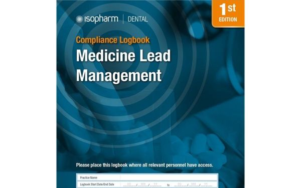 Medicines Lead Management Logbook & Medicines Daily Temperature Checks