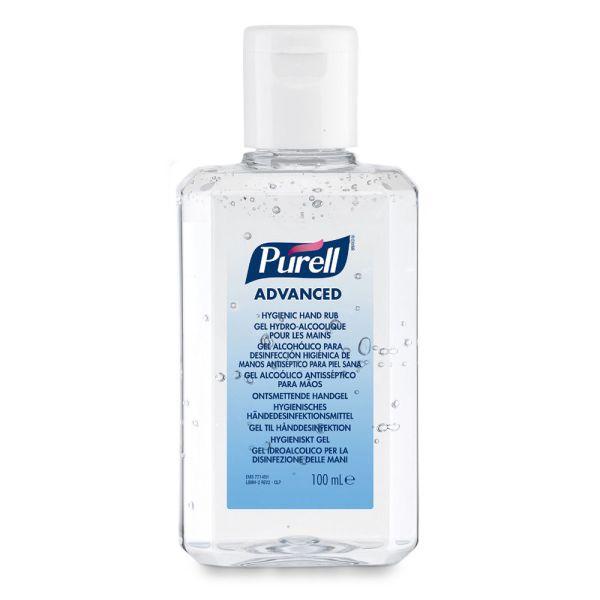 Purell Advanced Hygienic Hand Rub