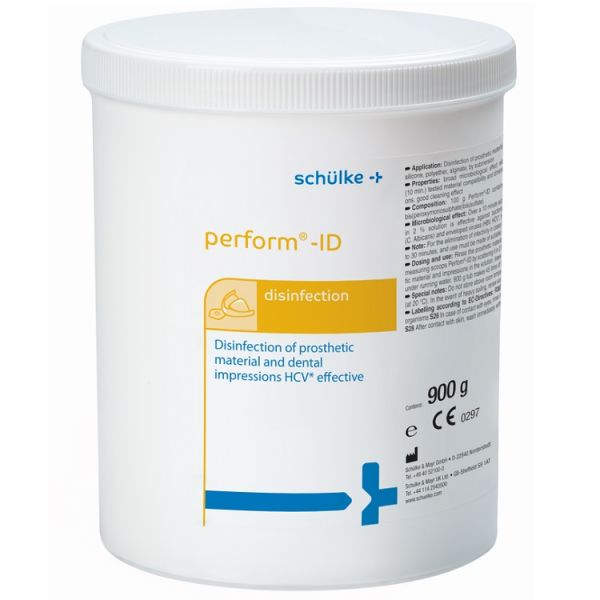 Perform Impression Disinfectant Tub