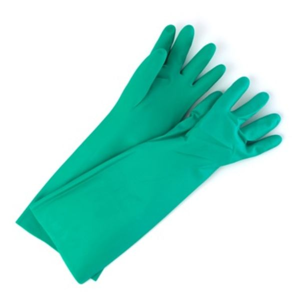 Green Utility Gloves