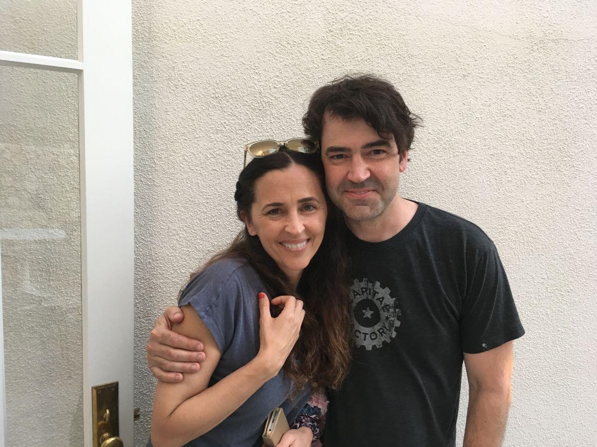 RON LIVINGSTON - HOLLYWOOD STAR - OFFICE SPACE, A MILLION LITTLE THINGS, SEX AND THE CITY