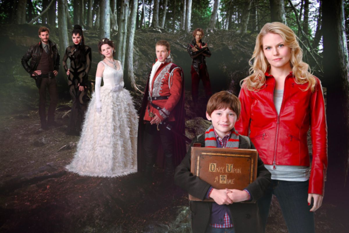 ADAM AND EDDY - EXECUTIVE PRODUCERS ON SHOWS: FELICITY, LOST, AND ONCE UPON A TIME