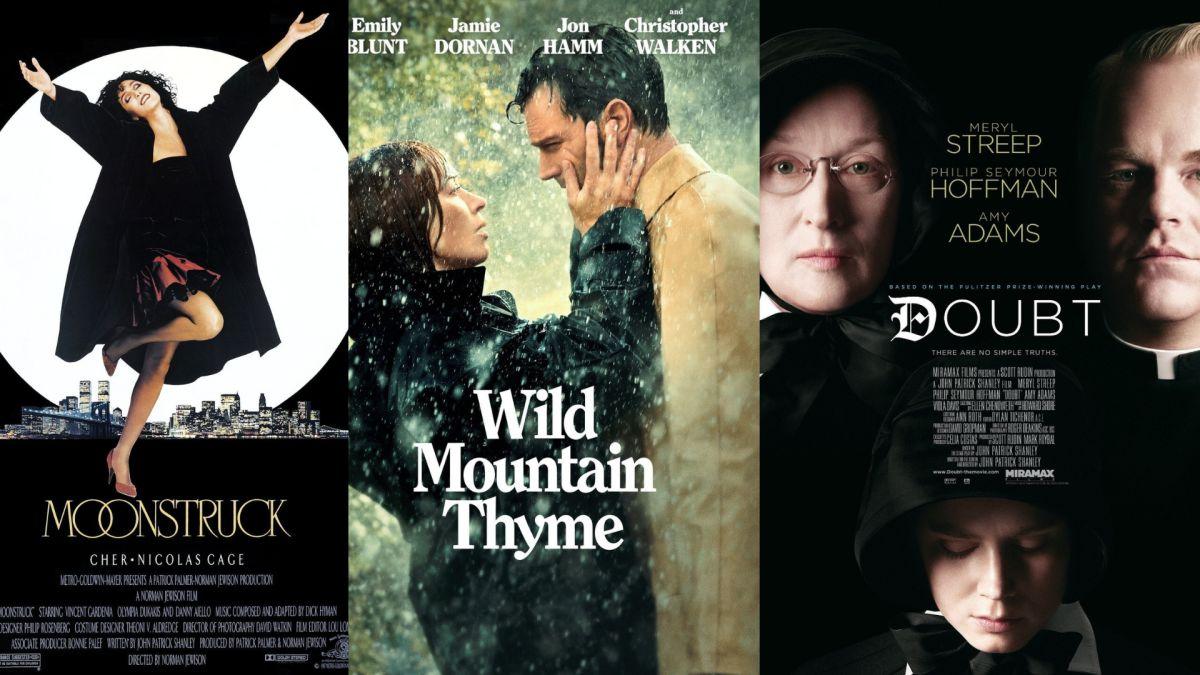 John Patrick Shanley - Playwright/Screenwriter - Wild Mountain Thyme, Doubt, Moonstruck