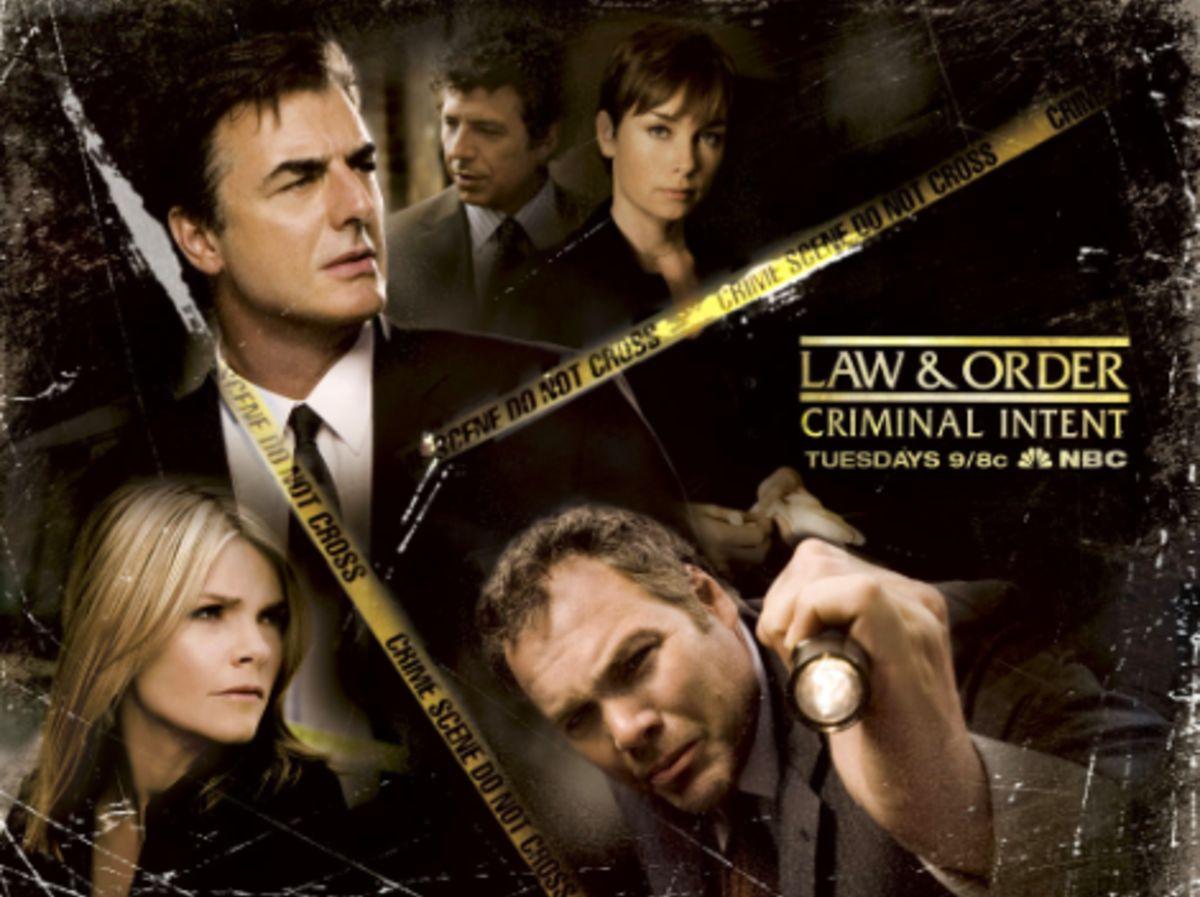 KATHRYN ERBE - TV STAR - LAW & ORDER: CRIMINAL INTENT