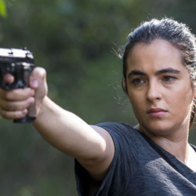 Alanna Masterson is best known for her SERIES REGULAR ROLE of Tara Chambler