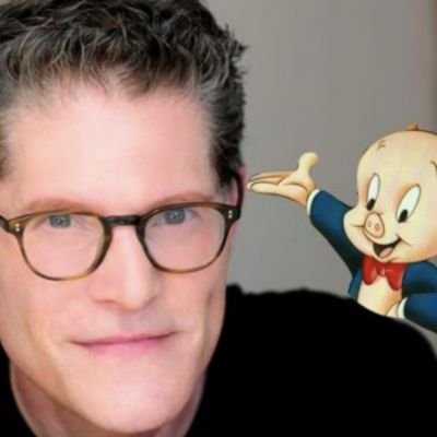 BOB BERGEN - FAMOUS VOICE OVER ACTOR - PORKY PIG AND TWEETY