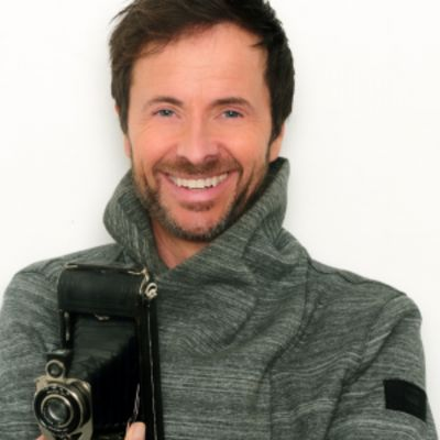 HEADSHOT TIP - Russell Baer - Celebrity Photographer