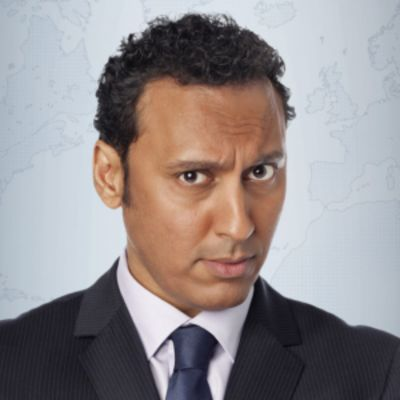 Aasif Mandvi - Actor - Evil and The Daily Show