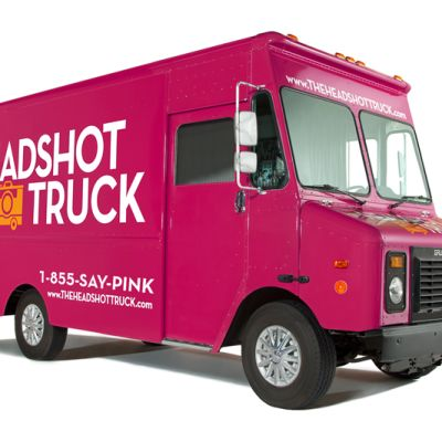 THE HEADSHOT TRUCK