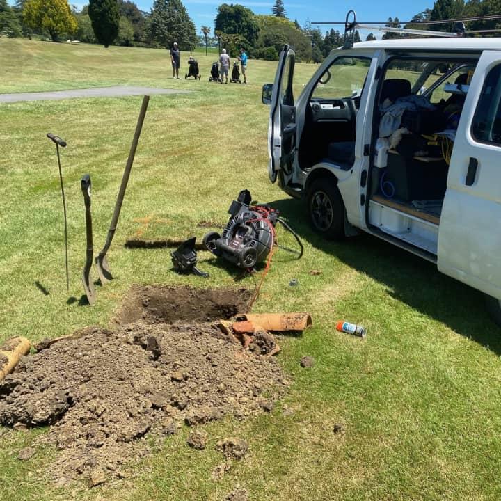 Underground Leak Detection Botany Downs