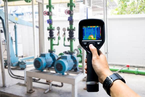 How Does Gas Leak Detection Work?