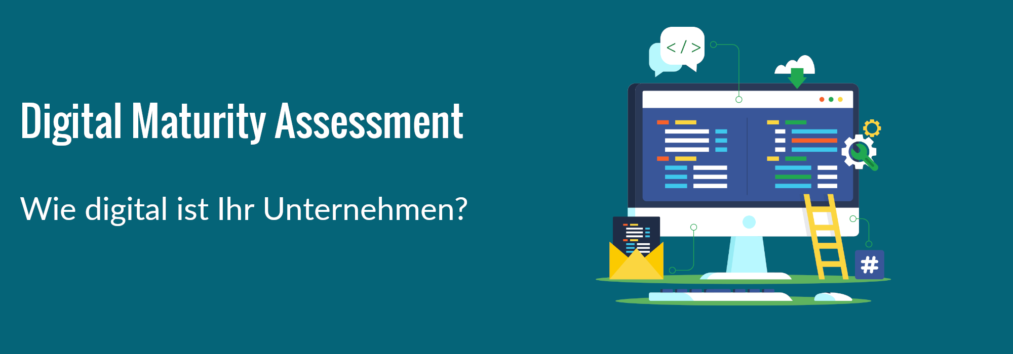 d115f401491b Digital Maturity Assessment – Wie digital ist Ihr Unternehmen