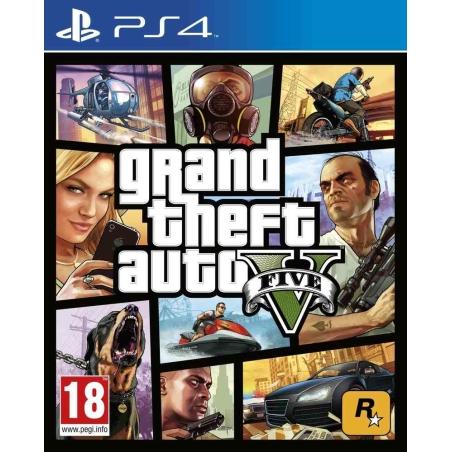 PS4 GTAV