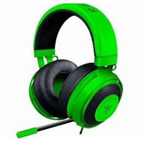 אוזניות RAZER KRAKEN PRO V2 ירוק