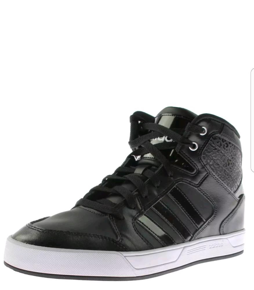 להפליא נעלי אדידס גבוהות שחורות | ימית ספורט JE-87