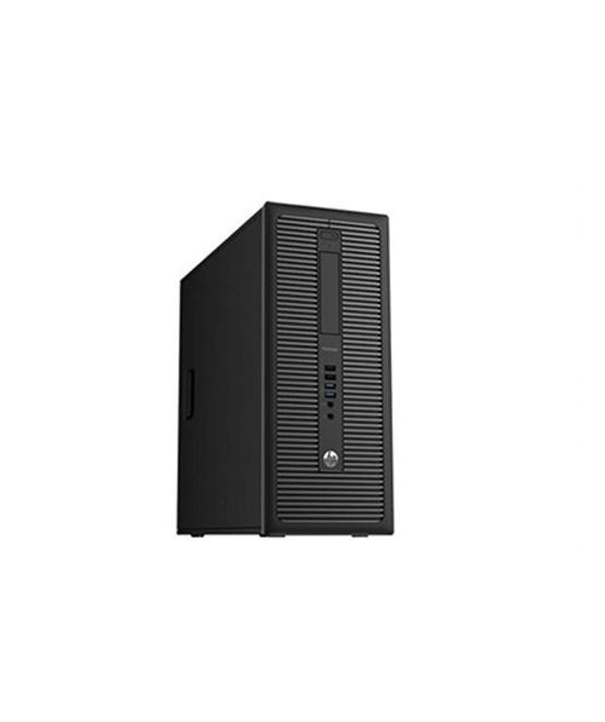 מחשב נייח מחודש HP TOWER PRODESK 600 G1 לגרפיקה ומשחקים כולל כרטיס מסך Gigabyte Nvidia Geforce GT 710 2GB מעבד I5, זיכרון 8GB, דיסק 1TB