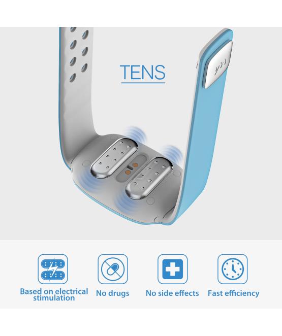 ™EmeTerm מכשיר לטיפול בבחילות והקאות
