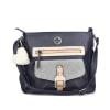 - Rieker Damen Handtasche dunkelblau