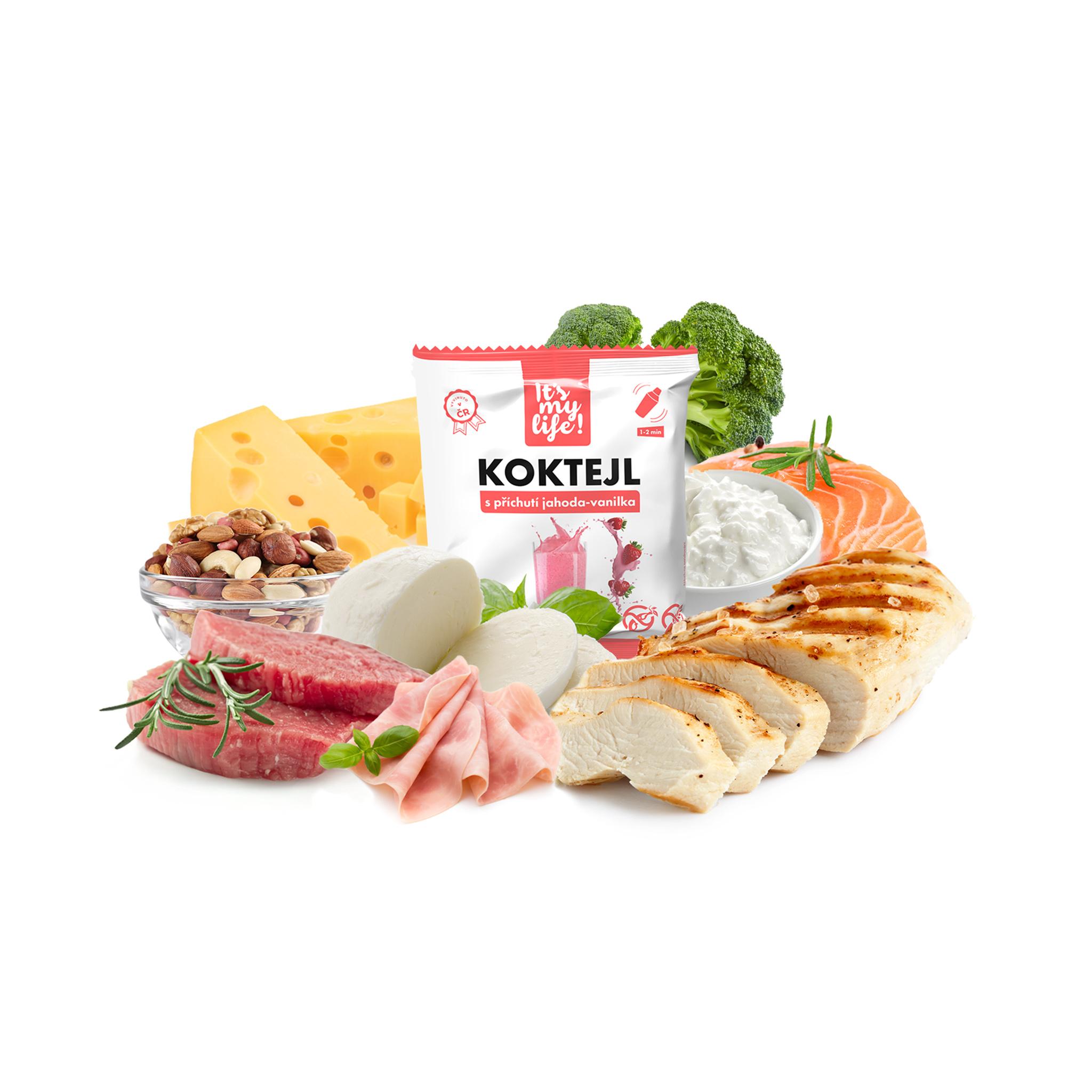 It's my life! Keto dieta L - 5. krok, 310 g (7 porcí)