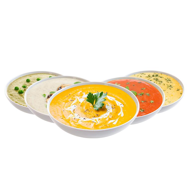 It's my life! Ochutnávkový balíček - polévky 200g (5 porcí)